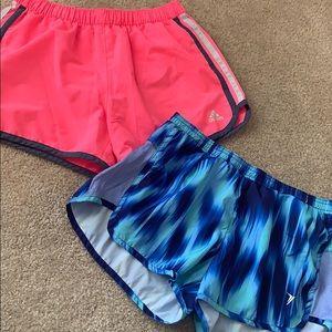 Running Shorts Lot Small